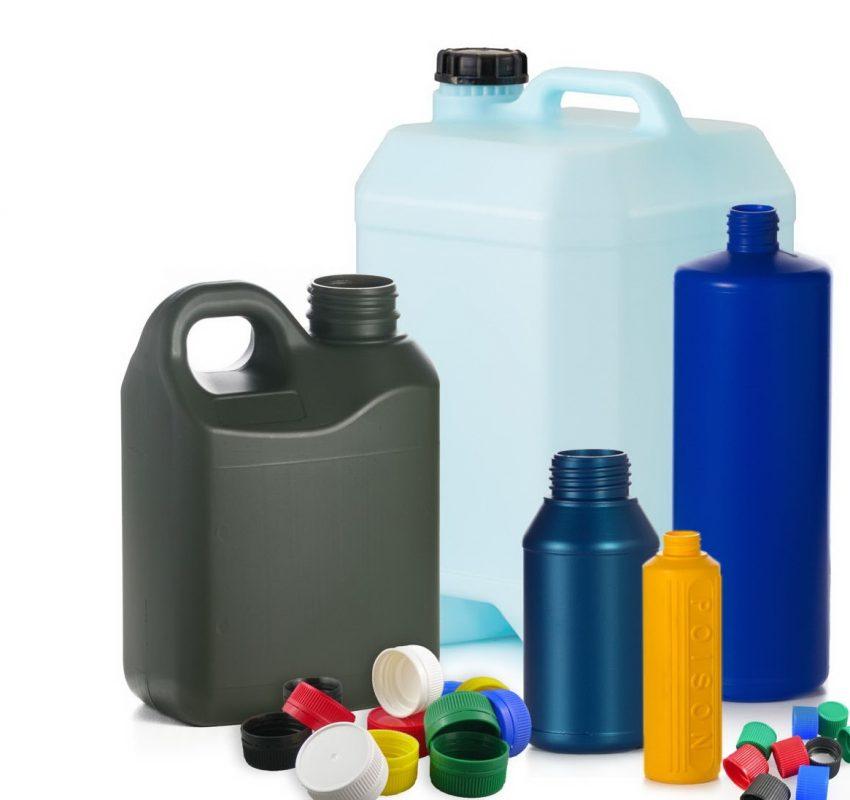 plasmo plastic containers